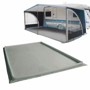 Bodenplane Grau 250 x 600 Wasser Schutz Ränder , aufblasbar, Pvc, Vorzeltplane