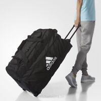 BRAND NEW $165 Adidas Men's TRAINING WHEELED TEAM BAG Large 321585