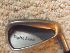 Women right handed ladies shaft Adams Tight Lies single iron 6 iron