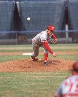 Cincinnati Reds TOM SEAVER Glossy 8x10 Photo Print Baseball Poster HOF 1992