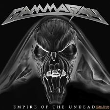 Empire of the Undead GAMMA RAY CD ( FREE SHIPPING)