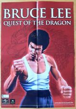 """Bruce Lee Poster 14"""" X 20"""" XBox"""