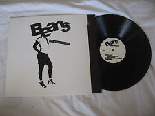Beans Now Soon Someday Record LP Warp Records Italy Rap VG++ W/ Inner