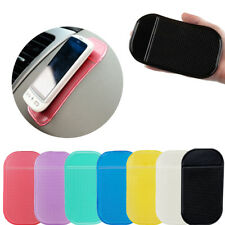 Car Mobile Phone Holder Car Dashboard ANTI Slip Mat  For iPhone Sticky Mat Pad