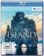 Faszination Insel - Island - Eiskalte Schönheit des Nordens - Blu Ray - Neu