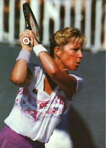 Chris Evert--Tennis--5x7 Glossy Color Photo