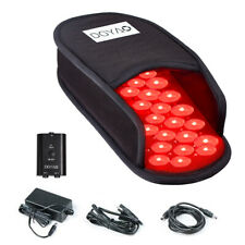 DGYAO Red Light Therapy Infrared Light Devices Slipper for Foot Pain Relief