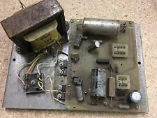 Unknown Arcade Video Game PCB Circuit Power Supply Board w/ Transformer