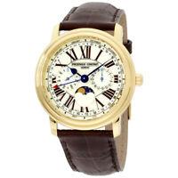 Frederique Constant Classics Quartz Men's Watch FC-270EM4P5 **Open Box**