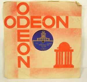"Bai Sundrabai A245001 Hindi & Urdu Rare 78 RPM 10"" Record Odeon INDIA"