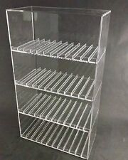 E-Cigarette E-Juice or E-Liquid Bottle Display with 4 Shelves - Holds 48 Flavors