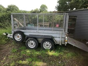 Indespension Double Axle Trailer