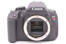 Canon EOS 700D (eos Rebel T5i) 18.0MP Digital SLR Camera - Shutter Count: 322