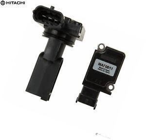 Fits Saab 9-3 2.0L L4 (2003-2011) Mass Air Flow Sensor Hitachi MAF0011