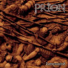 "PRION ""Impressions"" death metal CD"
