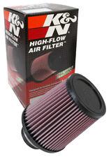 "RU-4870 K&N Universal Rubber Air Filter 2-3/4""FLG, 6""B, 5""T, 6-1/2""H (KN Univers"