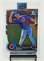 2018 Topps Archives Signatures Chicago Cubs IAN HAPP Autographed Card 11/46 MINT