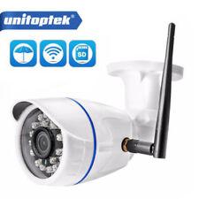 Wifi 1080P ONVIF P2P Outdoor Wireless SD Slot Security IP Camera Night Vision  +