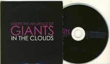 Under The Influence of géants-In The Clouds MAXI CD cardsleeve