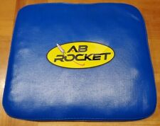 AB Rocket Abdominal Trainer Replacement Blue Padded Seat
