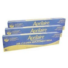 Aprilaire 401 Aprilaire 2400 Replacement Air Filter Media 3 PACK