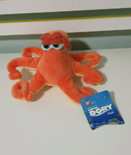 HANK OCTOPUS FINDING DORY PLUSH TOY CHARACTER TOY 26CM WIDE BANDAI
