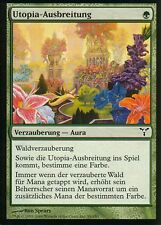 Utopia-Ausbreitung / Utopia Sprawl | NM | Dissension | GER | Magic MTG