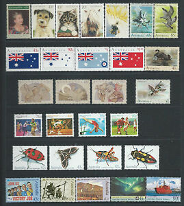 1991 Australia 'The Collection of 1991 Australian Stamps' Complete Set:MUH