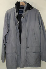 #118  Faconnable Hooded Rain Jacket Size L
