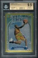 1996-97 KOBE BRYANT Rookie Topps Finest Gold Heirs #269 BGS 9.5 Gem Mint= PSA 10