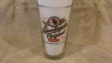 Leinenkugals 16oz Beer Glass, NOS, Original Lager