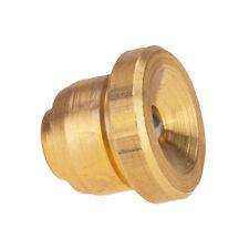 Ø 6mm [10 Stück] DIN 3405 D1A Trichterschmiernippel Messing