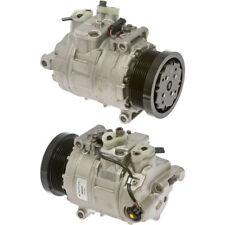 A/C Compressor Omega Environmental 20-21578