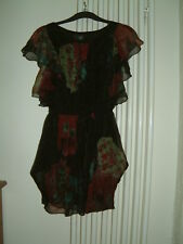 Ladies Dress Size 8 'AX PARIS' Fully Lined Party/T Dress /Holiday