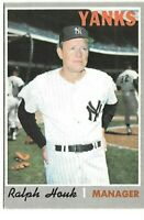 TOPPS 1970 BASEBALL CARD PRINTED IN CANADA YOU PICK YOUR CARDS