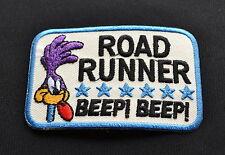 Road Runner,Patch,Vintage,Aufbügler,Aufnäher,Old School.V8,Rockabilly,Mopar