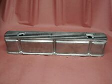 194 230 250 292 finned valve cover 6 inline six Chevy AS CAST w/ 2 holes aluminu