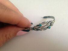Turquoise Silver Art Nouveau (1895-1910) Fine Jewellery