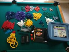 Knex Solar Energy Educational System 20 Solar Models-1999-Excellent & Complete
