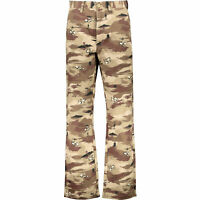 VANS Men's Authentic Pro Camo Chinos, Pants, Brown, size W28