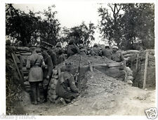 """British Army Indian Dogras Gunners Trench 1915 World War 1 5x4"""" Reprint Photo bl"""