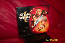 Star Wars Episode I: The Phantom Menace (VHS, 2000, Widescreen Collector's...