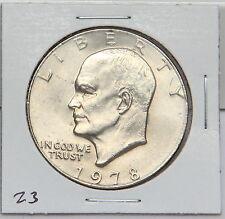 1978 P Eisenhower Dollar Coin - Ike Philadelphia