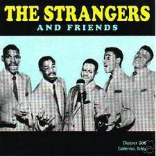 THE STRANGERS & Friends - 23 1950's Vocal Group Cuts CD