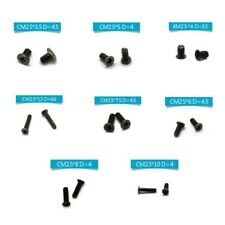 160PCS M2.5 Laptop Screws Set Replacement Kit Black For Sony Dell IBM HP Toshiba