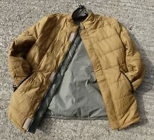 Dutch Army Insulated Jacket - Reversible - Green/Coyote