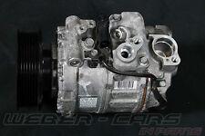 Klimakompressor a/c compressor 7P0820803E VW Touareg 7P Audi Q7 3.6L FSI