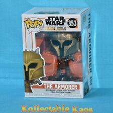 Star Wars: The Mandalorian - The Armorer Pop! Vinyl Figure #353