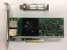 Dell Intel X540-t2 10gbe Base-t Dual Port Network Card 03DFV8