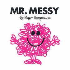 Mr Messy by Roger Hargreaves Paperback